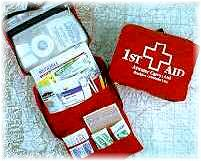 Trip participants should have training in first aid.